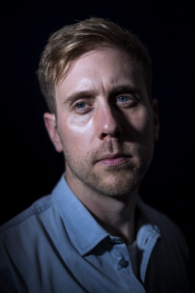 James portrait 2