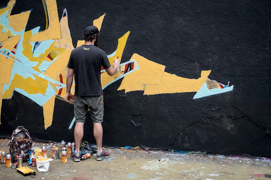 Graffiti Project, 2016